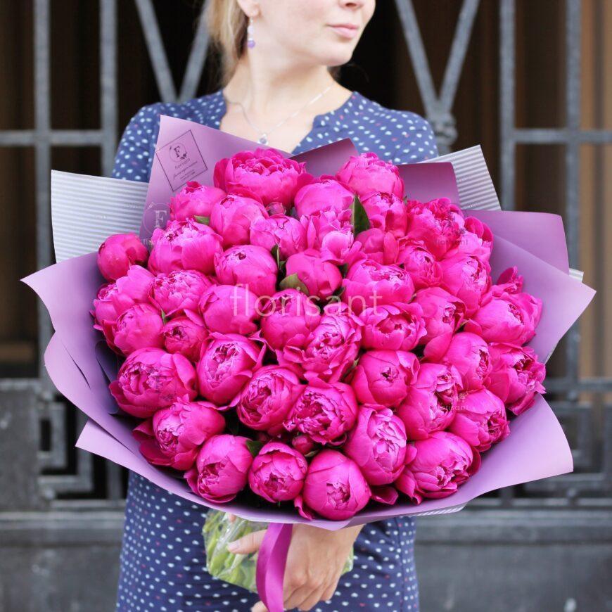 178A6A88 D0C5 4BA3 B6E3 7B5BB0CA7EF5 870x870 - Пионы ярко-розовые