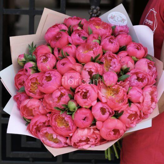 E5A879A8 F30F 4982 895F 2E76A834671D 526x526 - Пионы ярко-розовые