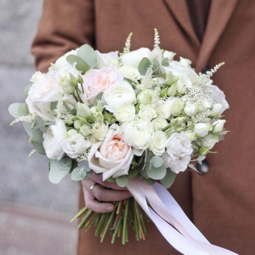 img 3385 526x526 - Букет невесты. Заказ букета невесты